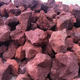 各种规格火山石