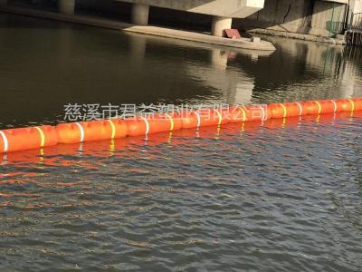 圆柱形拦污浮筒 海上拦污网浮筒