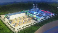 上海工业动态沙盘制作智能电厂动态模型定制