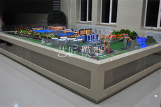机械设备动态模型制作仿真流水线动态模型