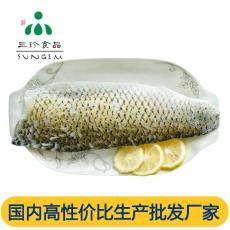 安徽三珍食品開背魚廠家直銷 帶皮草魚片