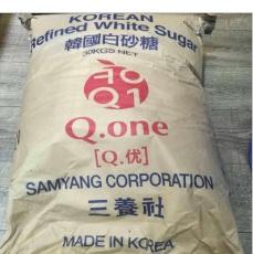 韩国原装进口三养幼砂糖厂家批发价格