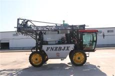 丰诺125马力液压四驱自走式喷药机