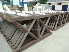 厂家直销仿木水泥栏杆道路护栏
