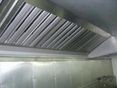 上海浦东新区专业油烟管道厨房排烟系统清洗