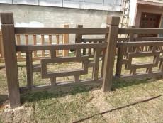 仿木栏杆仿石栏杆厂家供应