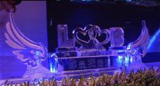 唯美弘创冰雕公司开业冰雕制作赫赫有名