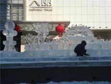 唯美弘创注酒冰雕百创意冰雕制作优质服务