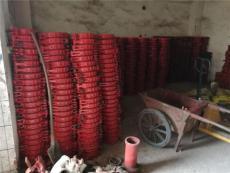 重庆混凝土输送泵管道 泵管 管卡 软管