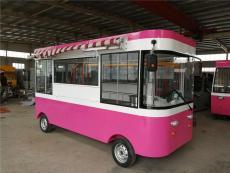 流动餐车 所以出众 消费群体大