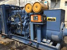 上海发电机回收报价评估发电机回收厂家