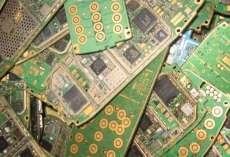 苏州电子回收 ic芯片 二三级管 线路板 回收
