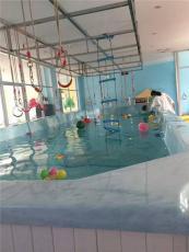 黑龙江大型内膜保温组装式游泳池定做