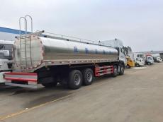 思茅市廠家讓利銷售東風多利卡8噸奶罐車