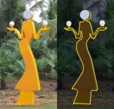 LED春节造型装饰