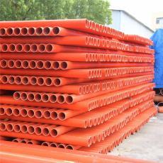 CPVC埋地式高压电力管 75/90/110PVC厂家