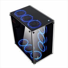 高端游戲機箱-風冷水冷散熱系統
