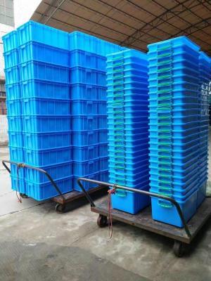 云浮市乔丰塑胶周转箱云浮塑料箱
