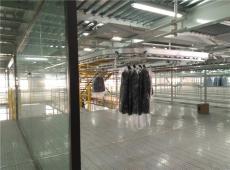 服裝行業智能工廠--外協成衣自動進入LTA自