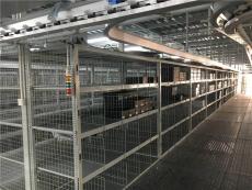 服装行业智能工厂--外协装服饰进入静态仓储