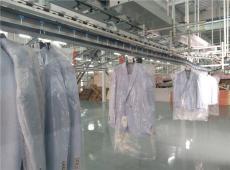 服装行业智能工厂--LTA自动悬挂仓储区出库