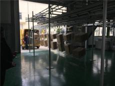 服装行业智能工厂--CTU叠装仓储区出库