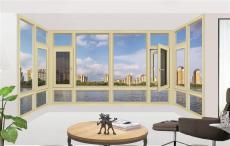 铝合金推拉窗与平开窗区别选购
