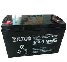 泰科源TAICO蓄电池供应商网络报价大全