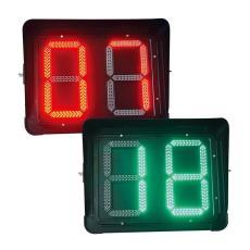 云南交通設施信號燈倒計時數碼顯示器