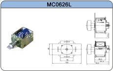 廠家直銷醫療設備血壓計等配件MC0630L電磁