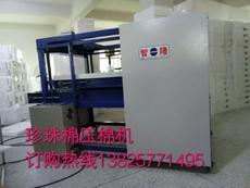智隆自行研发生产珍珠棉压棉机压胶机压料