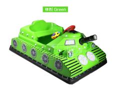 山东菏泽坦克儿童碰碰车多功能不仅可以玩