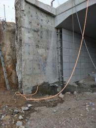 首都环路桥梁加固工程采用混凝土切割技术