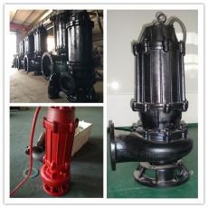 热水潜污泵 耐高温污水泵100WQR80-40-18.5