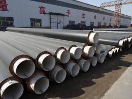 小区改造保温钢管聚氨酯保温钢管