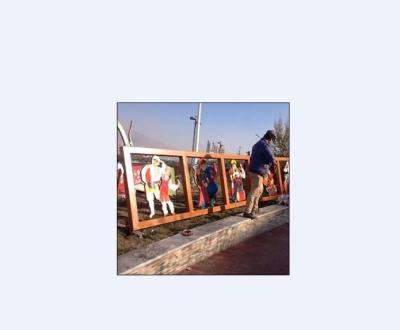 供青海海北雕塑和海南城市园林雕塑厂家