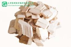 木片生物除臭滤料生物滤池填料垃圾填埋填料