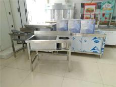 深圳全套奶茶设备不锈钢操作台厂家批发