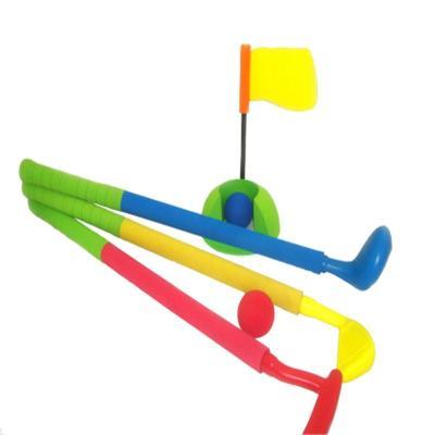 厂家供应儿童益智高尔夫套装 高尔夫订做
