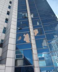 中山外墙玻璃开窗更换