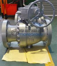 Q347N蜗轮固定式球阀