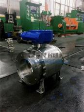 Q347F锻不锈钢球阀