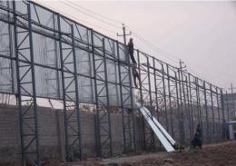 北京5米户外工地广告围挡制作抗风强效果好