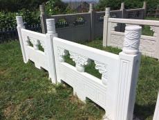 河道仿石栏杆哪里买仿石栏杆哪家质量好