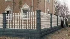 宝鸡欧式围墙护栏