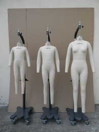 alvaform女装裁剪公仔alvaform人体制衣模特