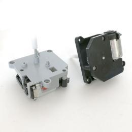 LD02方形减速电机 130减速电机齿轮箱 DIY模