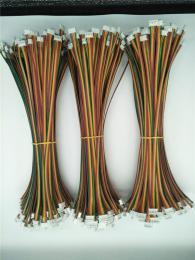 供应XH彩排端子线PH端子线束XH彩排线生产厂