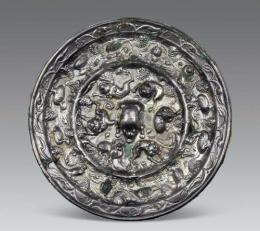 海兽葡萄纹铜镜去哪里鉴定