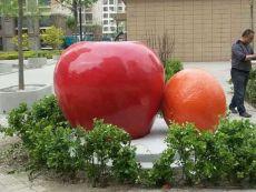 湖北农业公园仿真蔬菜番茄雕塑价格
